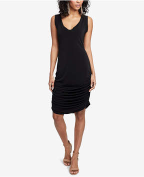 Rachel Roy Ruched Racerback Dress, Created for Macy's