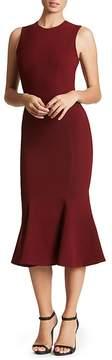 Dress the Population Robin Sheer-Back Dress