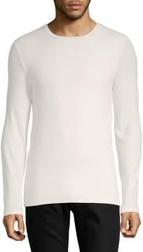 ATM Anthony Thomas Melillo Men's Modal Rib Long Sleeve Top