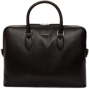 Burberry Black Barrow Briefcase