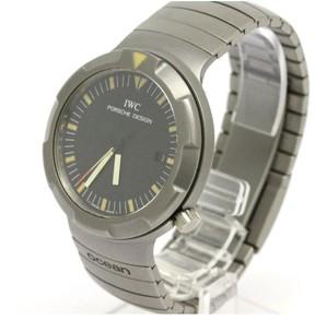 IWC Porsche Design Ocean 2000 Titanium Automatic Mens Watch