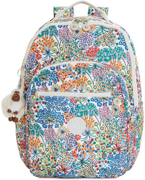 Kipling Seoul Backpack - GROOVY LINES - STYLE