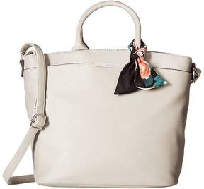 Nine West Demmi Tote with Scarf Tote Handbags