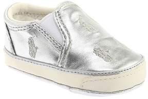 Polo Ralph Lauren Unisex Infant Bal Harbour Repeat Slip-On Sneaker