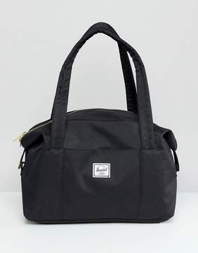 Herschel Strand Extra Small Gym Carryall In Black