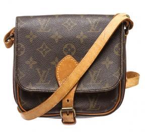 Louis Vuitton Saint cloud cloth crossbody bag - BROWN - STYLE