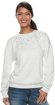 Apt. 9 Women's Embellished Sweatshirt