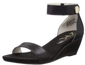 AK Anne Klein Sport Women's Calbert Wedge Sandal.