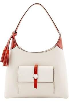 Dooney & Bourke Cambridge Small Hobo Shoulder Bag. - BONE - STYLE
