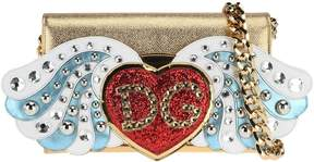 Dolce & Gabbana Cross Body Chain + Patch