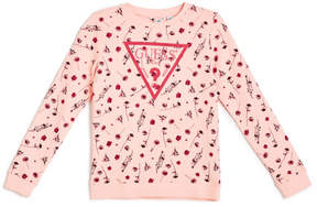 GUESS Constellation Logo Sweater (7-16)