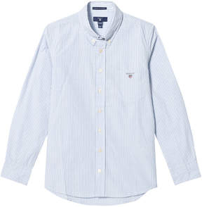 Gant Blue Gingham Shirt