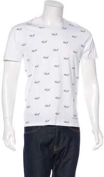Viktor & Rolf Glasses Print T-Shirt