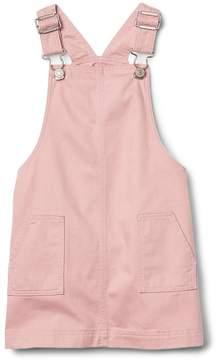 Gap Denim Skirt Overalls