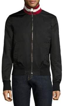 Bally Varsity Bomber Jacket