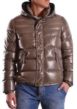 Duvetica Men's Brown Polyamide Down Jacket.