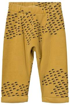 Bobo Choses Yellow Flocks Track Pants
