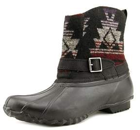 Chooka Step-in Duck Boot Heritage Round Toe Synthetic Rain Boot.