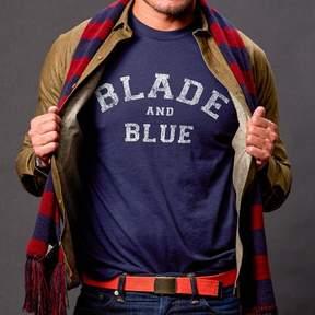 Blade + Blue Navy Blue Tee