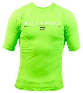 Billabong Boys' All Day Short Sleeve Rashguard 8115301