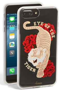 Sonix Eye Of The Tiger Iphone 6/6S/7/8 & 6/6S/7/8 Plus Case - Red