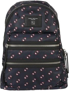 Marc Jacobs Monogram Backpack - NAVY MULTI - STYLE