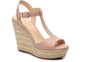 Jessica Simpson Women's Javelle Wedge Sandal
