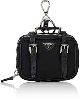 Prada Men's Briefcase Coin-Purse Key Chain