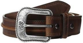 Ariat Aged Bark Belt Men's Belts