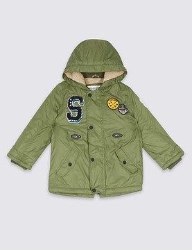 Marks and Spencer Parka with StormwearTM (3 Months - 7 Years)