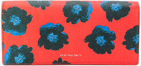 Paul Smith floral bi-fold purse