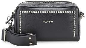 Mario Valentino Valentino by Women's Mila Rhinestone Leather Crossbody