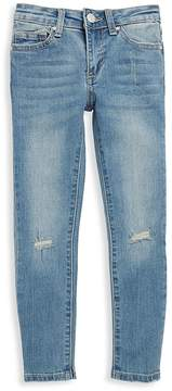 Joe's Jeans Girl's Mid-Rise Whiskered Jeans