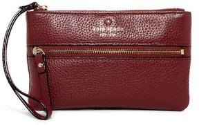 Kate Spade Cobble Hill Bee Leather Wristlet Wallet - TRAINCARED - STYLE