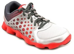 Reebok Atv 19 Youth Round Toe Synthetic Gray Running Shoe.