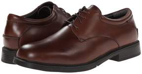 Nunn Bush Maury Plain Toe Oxford Lace-Up Men's Shoes