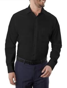 Geoffrey Beene Sateen Regular-Fit Dress Shirt