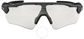 Oakley Radar EV Path Clear Black Photochromic Iridium Sunglasses