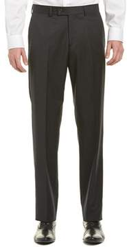 Façonnable Wool Flat Front Pant.