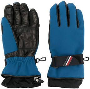 Moncler padded gloves