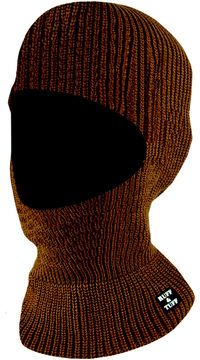 Asstd National Brand QuietWear Knit Balaclava Hat