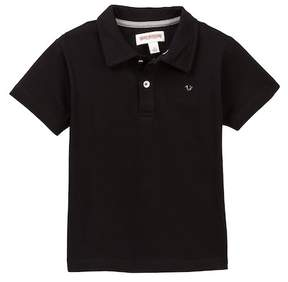True Religion TR Polo Tee (Little Boys)