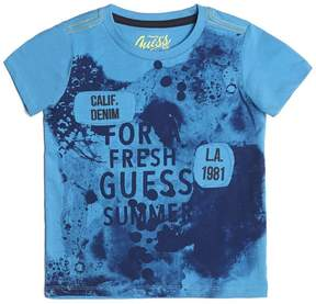 GUESS Short-Sleeve Graphic Tee (2-6x)