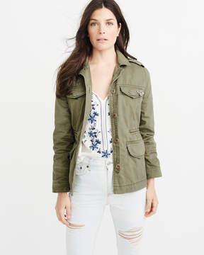 Abercrombie & Fitch Utility Jacket