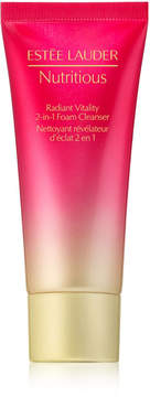 Estee Lauder Travel Size Nutritious Radiant Vitality 2-in-1 Foam Cleanser