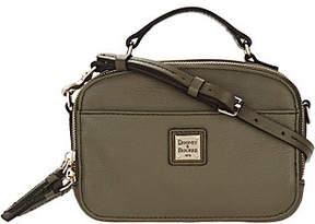 Dooney & Bourke Belvedere Leather Crossbody Handbag