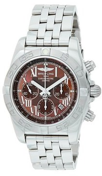 Breitling Men's Chronomat 44 Chronograph Watch.