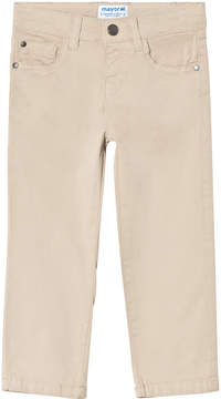 Mayoral Beige 5 Pocket Trousers