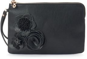 LC Lauren Conrad Lili Floral Wristlet