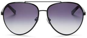 KENDALL + KYLIE Harley Aviator Sunglasses, 61mm